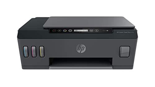 HP Smart Tank Plus 555 Multifunktionsdrucker (Drucker, Scanner, Kopierer, WLAN, AirPrint, 3-in-1, inklusive Tinte für bis zu 3 Jahre drucken)