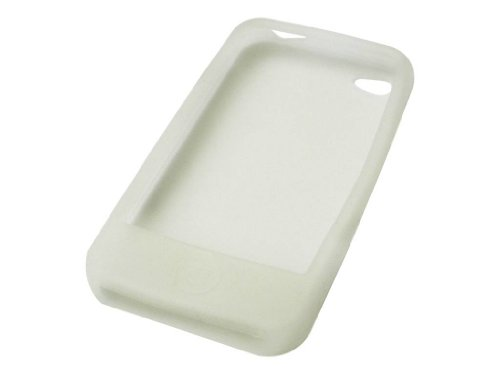 SANDBERG Soft Silikon back case fuer iPhone 4 Transparent transparent