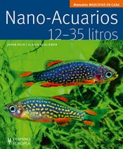 Nano-acuarios 12-35 litros (Mascotas en casa) por Jakob Geck