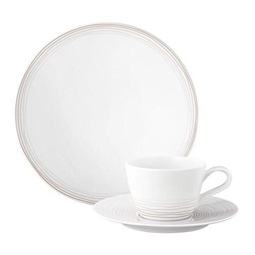 Seltmann Weiden 4052212059914 001.739564 Kaffeeservice 18-teilig Life Ammonit Geschirr, Porzellan,...