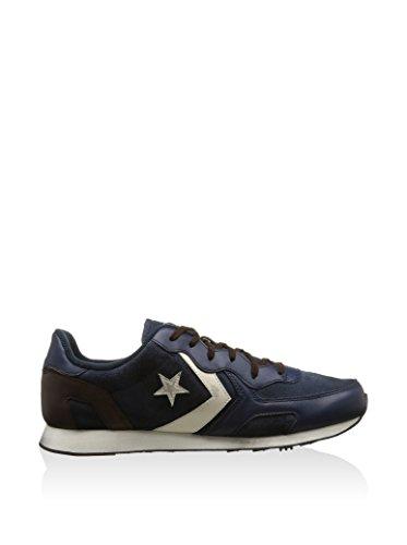 Converse - Auckland Racer Ox, Sneaker Uomo Blu scuro
