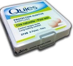Quies Ear Plugs 8 [Health and Beauty] by Quies (Quies Ear Plugs)
