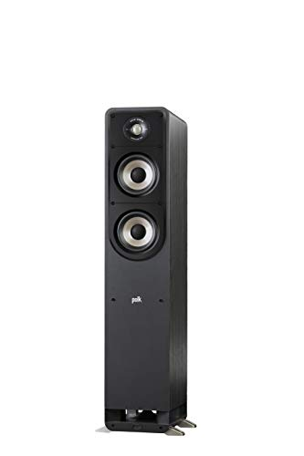 Polk Audio S50E Signature E Series Standlautsprecher (schwarz)