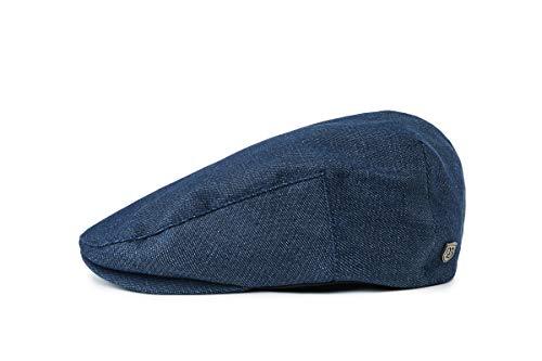 Brixton HOOLIGAN SNAP CAP Headwear Dunkiel Denim XS -