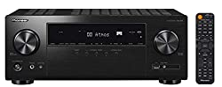 Pionner VSX-934 Receiver (7x160 Watt, Dolby Atmos, DTS:X, Dolby Atmos Height Virtualizer, Sonos, Zone 2, AirPlay 2, Bluetooth, USB) Schwarz