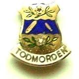 Lapel Pin Badge Todmorden,