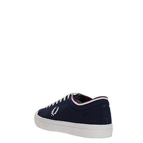 Fred Perry B5210U Sneakers Uomo Blu