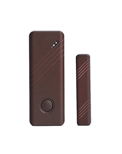 lkm-security-sensore-magnetico-porte-e-finestre-wireless-marrone