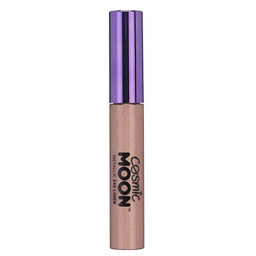 Cosmic Moon - Metallic-Eyeliner - 10ml - Für faszinierende Metallic-Augenstile - Roségold