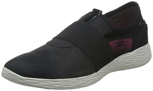 Tamaris Women 24729 Sneaker Black (black 001)