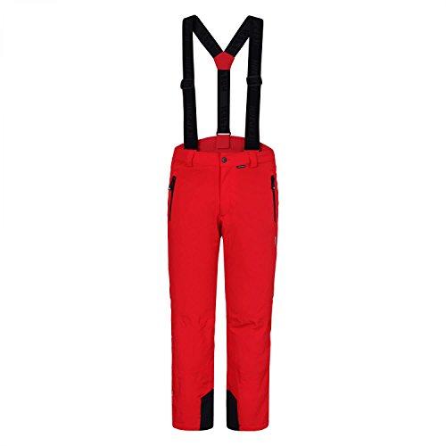 Icepeak Herren Ski Hose Noxos 57016 Coral-Red