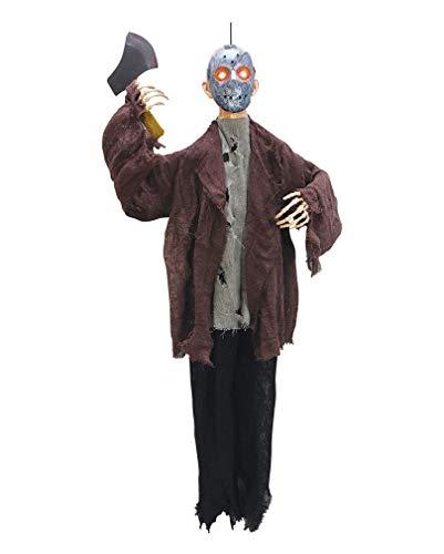 Horror-Shop Slasher-Figur Animatronic