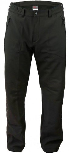 Hot Pantalon de Sportswear Multifonction Thermique Ontario, 99 Black