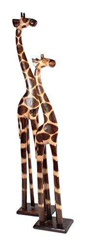 Jirafa? Juego 2100cm 80cm madera jirafa África