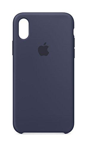 Foto Apple Custodia in silicone (per iPhoneX) - Blunotte