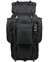 MMM @ Coco 100L mochila de senderismo marco interior, ligero descompresión impermeable alpinismo bolsa al
