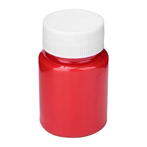 Drucktinte auf Wasserbasis 100 ml Art Ink für Woodblock Copperplate Etching Multi-Color Printing Pigment(Red) - Zoom Paint