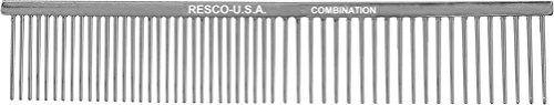 Artikelbild: RESCO Kombination Kamm 1Zahn Länge mit Mittel und Grob Zahn Abstand