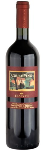 Collepino Merlot Sangiovese Igt Cl 75 Banfi