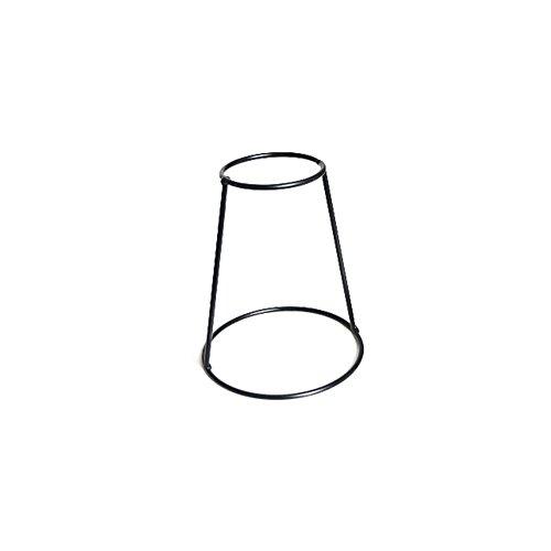 Aikesi Kreative Vase Metall Blumenständer Künstliche Pflanzen Topf Container Dekoration Einfach zu reinigen (Stil D)