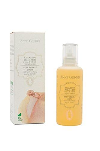 Anne Geddes AG00207 - Gel de baño delicado para el bebé, 250 ml
