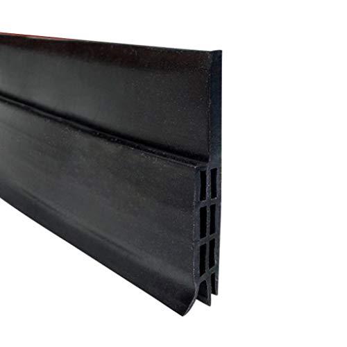 Bodbii porte 1m porta inferiore di tenuta progetto silicone stopper adesivo soglia guarnizioni in gomma autoadesivi seal strip adesivi
