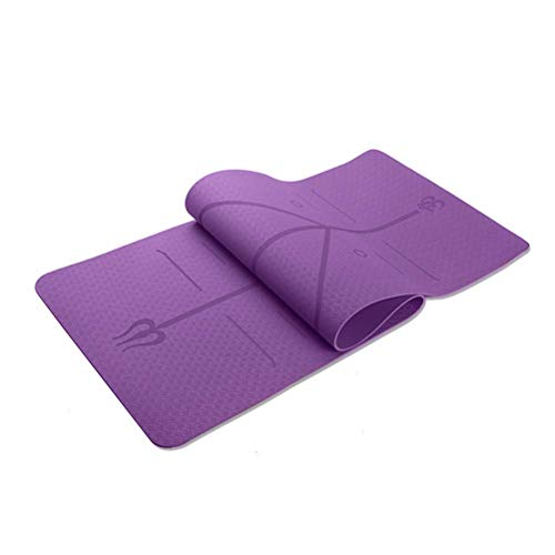 Jiahe Estera Yoga líneas alineación Corporal, Eco