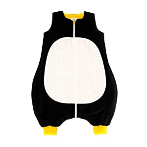 The PenguinBag Company Pingüino – Saco de dormir con piernas, TOG 1.0, talla S