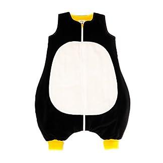 Saco de dormir para niños de The PenguinBag Company TOG 2.5, diseño de pingüino