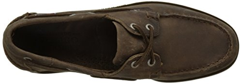 Sebago Docksides, Chaussures Bateau Homme Marron (Brown Leather)