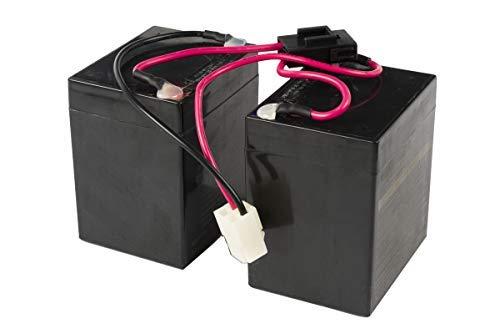 Razor Crazy Cart ersatzakku w/30 Amp Sicherung (12V/4,5AH Einzeln Verbinder)