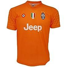 Camiseta Jersey Futbol Juventus Gianluigi Buffon 1 Replica Autorizado (12 años)