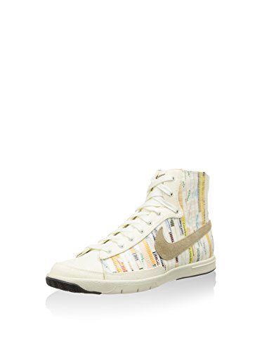 Sneakers Donna Nike Blazer Mid Prm 432172 100 Bianco