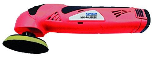 Kunzer 7MPM05 Mini-Akku-Poliermaschine