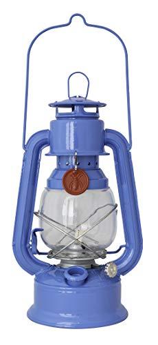 Lampe à Pétrole Bleue