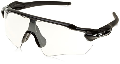 Oakley Radar EV Path OO9208-45 (polished black/clear black iridium photochromic activated)