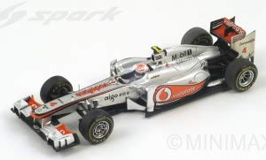 T-shirt per bambini Formula One 1 Team McLaren Jenson Button F1 NEW KIDS 2014 Abbigliamento e accessori