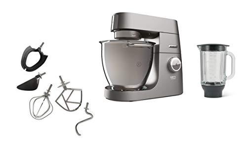 Kenwood KVL8320S Chef XL Titanium Robot Silver 6.7 L, 1700 W