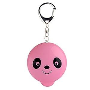 31pxO7oisxL. SS300  - Blancho Womens/Kids Emergency Self-Defence Personal Security Keychain Alarm, Pink Panda