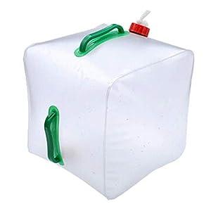 Camelbak Zaino Borraccia Sacca Bici Sacca Per Acqua Pieghevole Da 20 Litri, Protezione Ambientale, Sacca D'Acqua, Grande, Pieghevole, Contenitore Per L'Acqua, Secchio