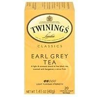 TWINING TEA TEA EARL GREY, 20 BG