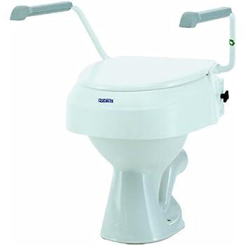 Invacare Réhausseur Toilettes Réhausseur Wc Avec