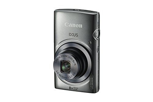Canon IXUS 165 silver idea Shoot Digital Cameras
