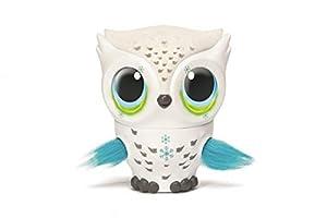 Owleez Blanco Mascota Interactiva (BIZAK 61928560)