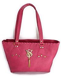 Desinger PU Leather Shoulder Bag Handbag For Women And Girls