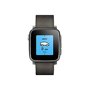 Pebble 511-00023 Uhr für Smartphone