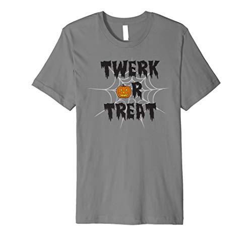 Twerk or Treat Halloween T Shirt