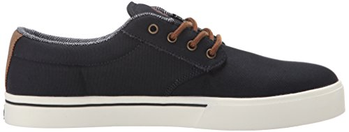 Etnies Jameson 2 Eco, Scarpe da Skateboard Uomo Blu (Navy/Brown/White / 480)