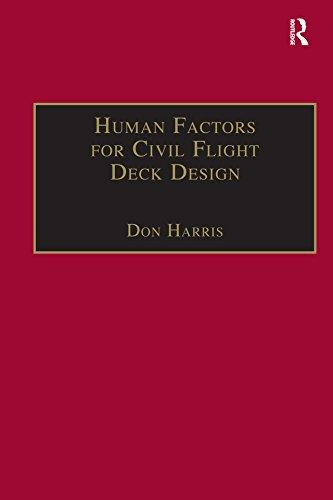 Human Factors for Civil Flight Deck Design (English Edition)