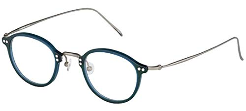 Rodenstock Brillen R 7059 PETROL BLUE SILVER Unisex